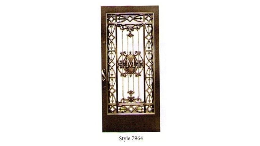 Bronze Door Designs