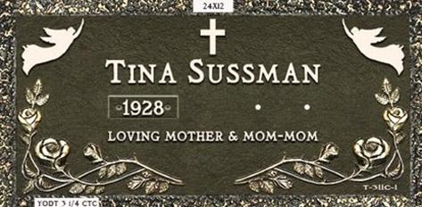 Tina Sussma
