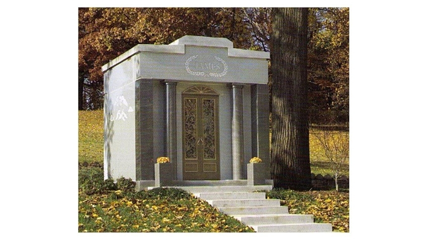 Walk-In Mausoleum Designs